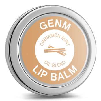 GENM LIP BALM – CINNAMON MINT