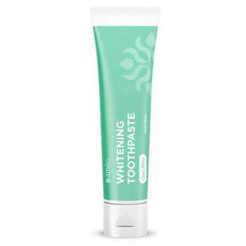 AMÉO WHITENING TOOTHPASTE – COOL MINT (4OZ.)