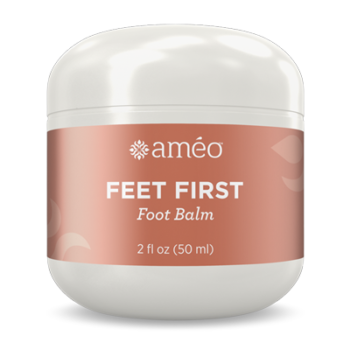 AMÉO FEET FIRST FOOT BALM (2OZ.)