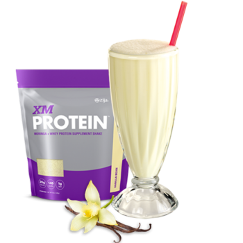 Vanilla-protein-weightloss-shake