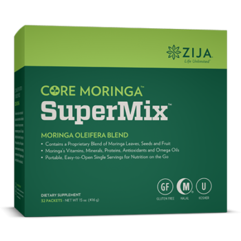 1 Box of Core Moringa Super Mix